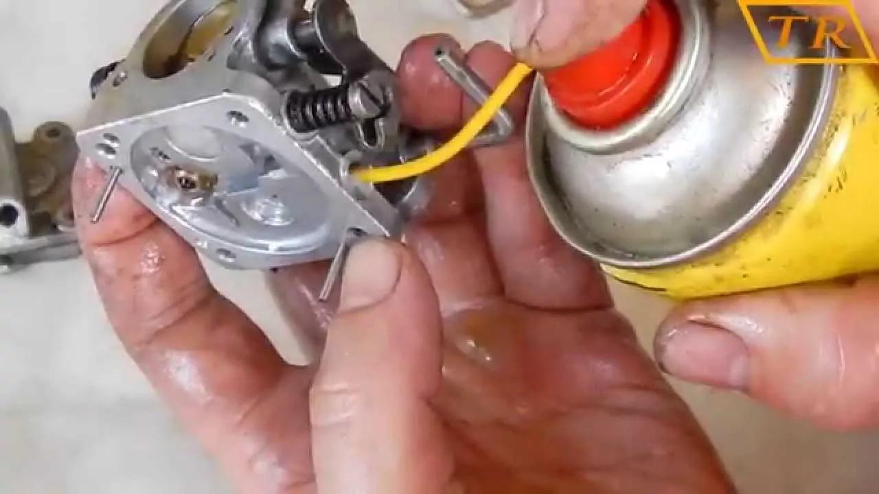 Ремонт карбюратора бензопилы урал 2 электрон своими руками