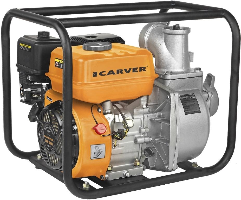 Ремонт мотопомп Carver