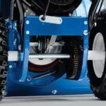 Замена приводного ремня механизма хода снегоуборщика