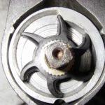 Замена крыльчатки мотопомпы
