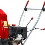 Регулировка троса/тяги включения привода колес снегоуборщика