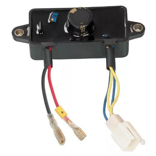 Замена AVR(автоматический регулятор напряжения) бензогенератора
