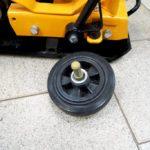 Замена / установка колеса виброплиты