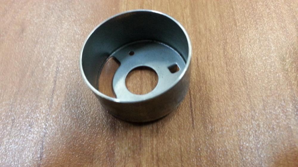 Замена / установка чашки стартера