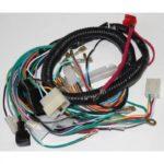 Восстановление электропроводки бензотриммера