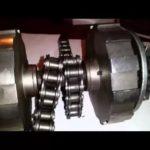 Замена приводных цепей валов трансмиссии снегоуборщика