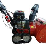 Замена / установка кожуха трансмиссии снегоуборщика