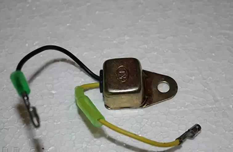 Замена датчика уровня масла(внешняя часть) мотопомпы