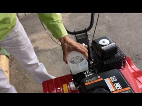 Чистка воздушного фильтра мотоблока
