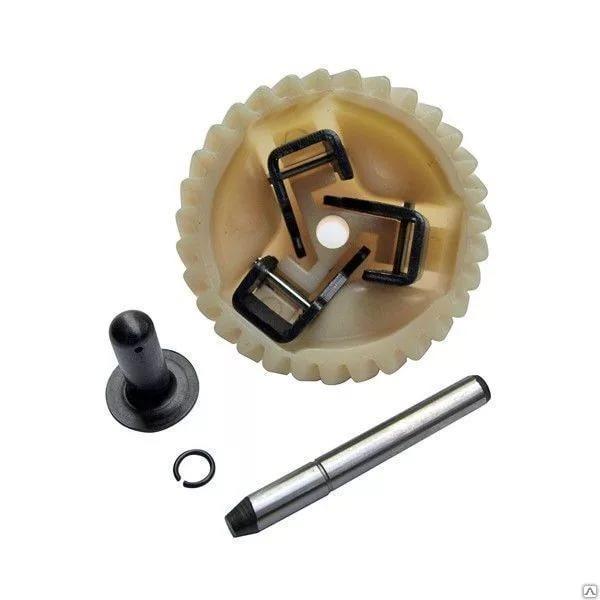 Замена механического регулятора оборотов двигателя мотопомпы