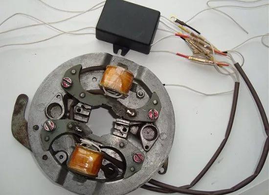 Восстановление электропроводки мотоблока