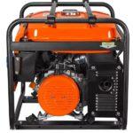Замена / установка топливного бака бензогенератора