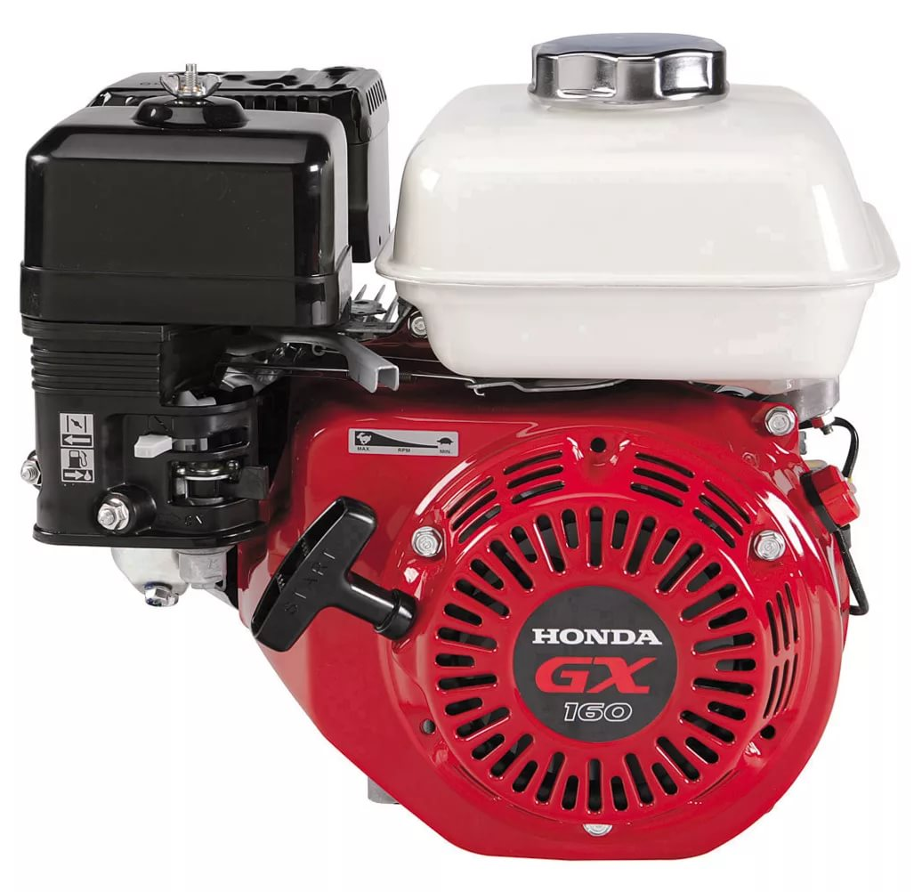Замена двигателя мотопомпы