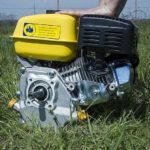 Замена двигателя мотоблока