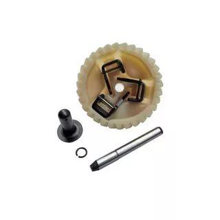 Замена механического регулятора оборотов двигателя виброплиты