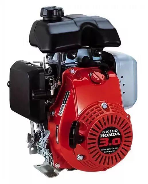 Замена двигателя виброплиты