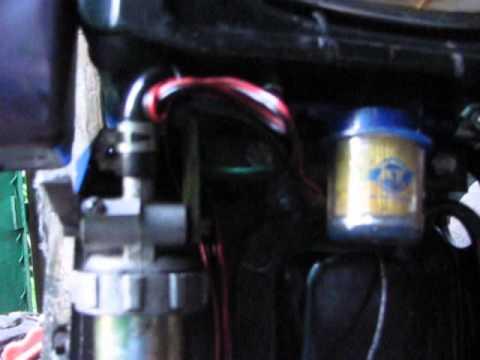 Замена топливного фильтра мотоблока