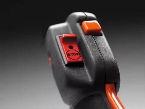 Замена кнопки выключения зажигания бензотриммера