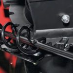 Замена / установка креплений желоба снегоуборщика