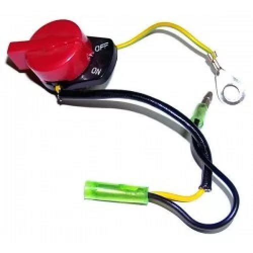 Замена кнопки выключения зажигания снегоуборщика
