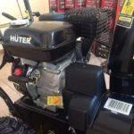 Замена / установка топливного бака снегоуборщика