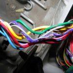 Восстановление электропроводки бензогенератора