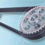 Замена приводного ремня(ремней) резчика швов