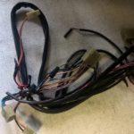 Восстановление электропроводки снегоуборщика