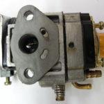 Чистка карбюратора бензотриммера и его регулировка