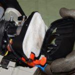 замена воздушного фильтра бензотриммера